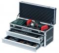 Metabo BS 14.4 LT Impuls Compact  208 részes szett