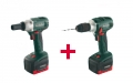 Metabo BS 14,4 L+SSW 14,4